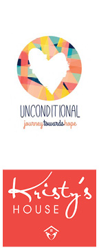 Unconditional Kristys logo